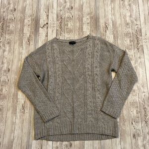 The Limited crew neck sweater